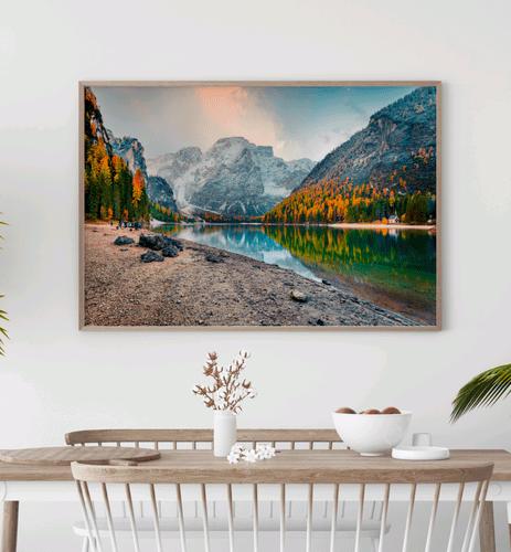 لوحات مناظر طبيعية
